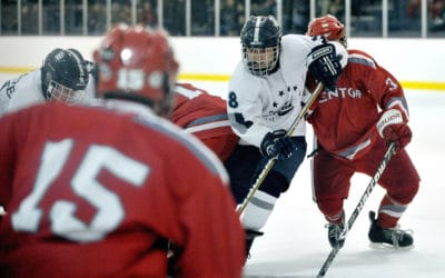 Hockey Fundraising Simplified- Learn How & Why The Future Is Online