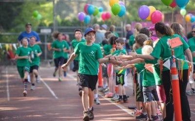 School Pledge Per Lap Fundraising Software Features