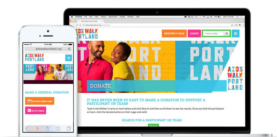 SWEET - Blue Sky Collaborative - Fundraising Software Platform Walkathon