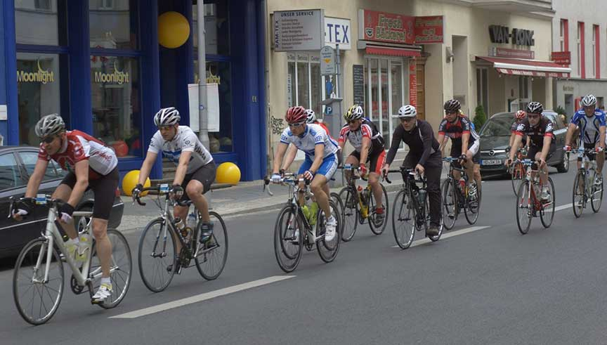 Bike-a-thon fundraising campaign