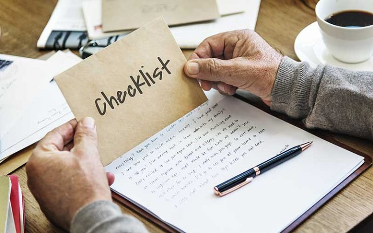 Fundraising Letter Checklist to Increase Donations