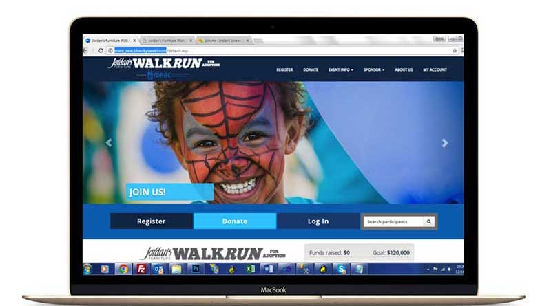 School Fundraising Software for Walk-a-thons and Jog-a-thons