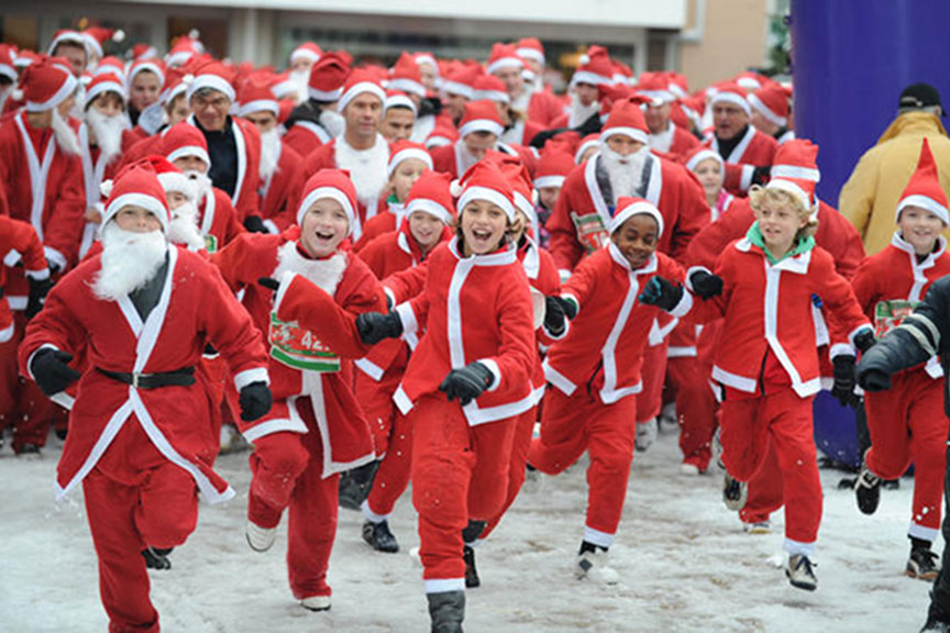Santa Fun Run Fundraising Software Features That You Must Have